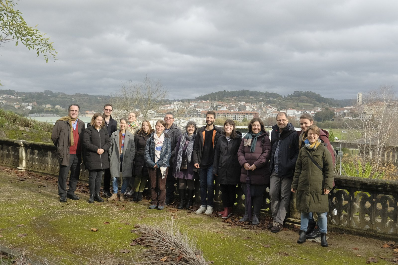 Second EuMIGS cohort with coordinators in A Coruna